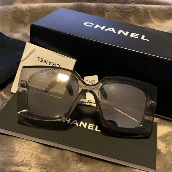 48ebc624f965 Chanel square sunglasses
